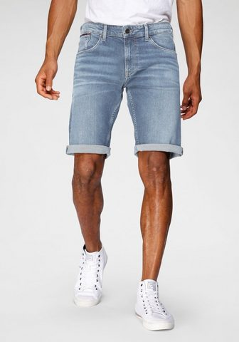 Tommy Jeans Tommy Džinsai džinsiniai šortai »RONNI...