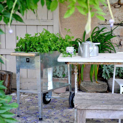 Herstera Garden Hochbeet »Urban«, BxTxH: 75x35x80 cm