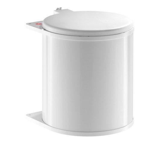 Hailo Einbaumülleimer »Abfallsammler Big Box MB Swing 15 Liter schwenkt ab 40cm Schrankbreite mit der Drehtür«, 3715901 für Schrankbreite ab 400 mm mit Drehtür