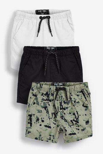 Next Shorts »Schlupfshorts im 3er-Pack« (3-tlg)