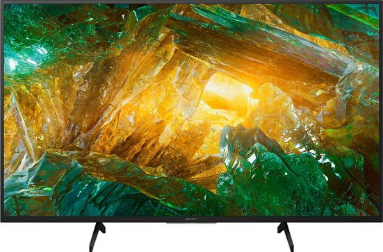 Sony KD-43XH8096 LED-Fernseher (108 cm/43 Zoll, 4K Ultra HD, Android TV, Smart-TV)