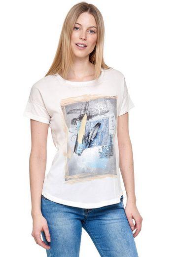 Decay T-Shirt mit modischem Print