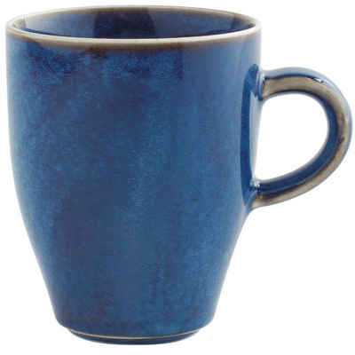 Kahla Becher »Homestyle Kaffeebecher 0,32 l«, Porzellan, Handglasiert