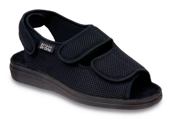 Dr. Orto »Medizinische Schuhe für Herren« Spezialschuh Diabetikerschuhe, Gesundheitsschuhe, Sandalen, Präventivschuhe