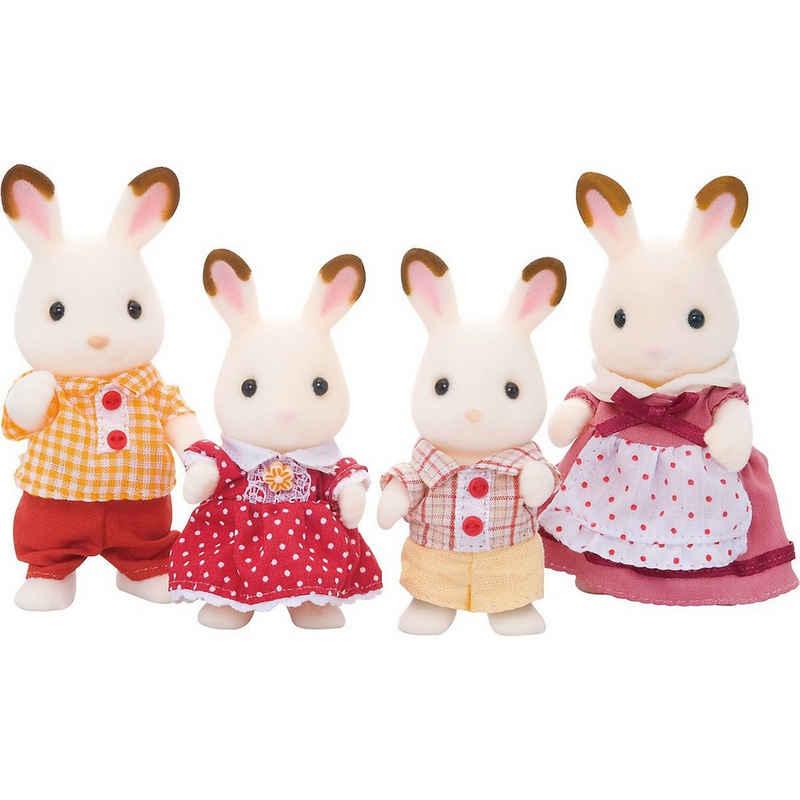 EPOCH Traumwiesen Puppenhausmöbel »Sylvanian Families Schokoladenhasen: Familie«