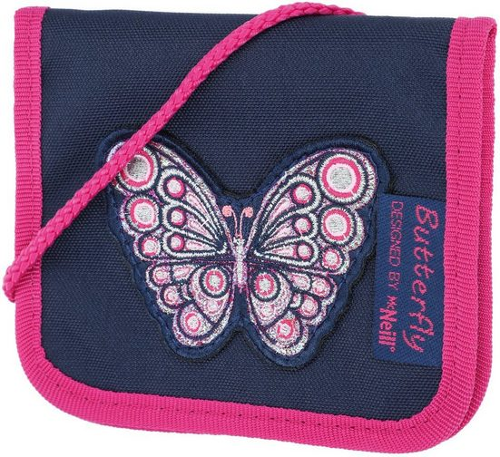 McNeill Brustbeutel »Butterfly«, Made in Europe