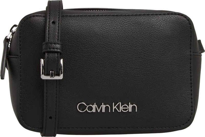 Calvin Klein Mini Bag »CK MUST CAMERA BAG MD«, mit goldfarbenen Details