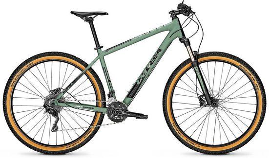 Univega Mountainbike »ALPINA 6.0«, 20 Gang Shimano Deore XT Schaltwerk, Kettenschaltung
