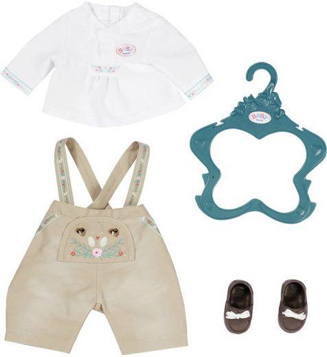 Baby Born Puppenkleidung »Trachten-Kleidung Junge«