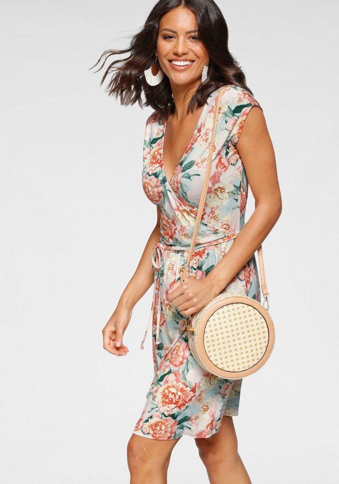 Laura Scott Sommerkleid in Wickeloptik kaufen | OTTO