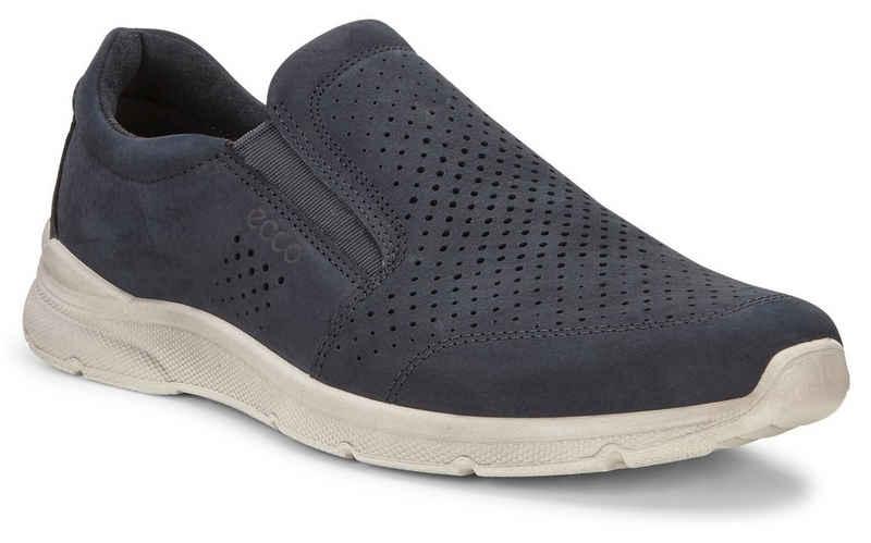 Ecco »Irving« Slip-On Sneaker zum Schlupfen
