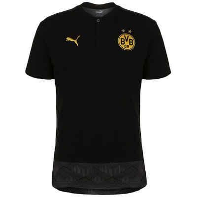 PUMA Poloshirt »Borussia Dortmund Casuals«