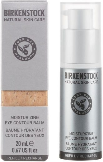 BIRKENSTOCK NATURAL SKIN CARE Augencreme »Moisturizing Eye Contour Balm - Refill«