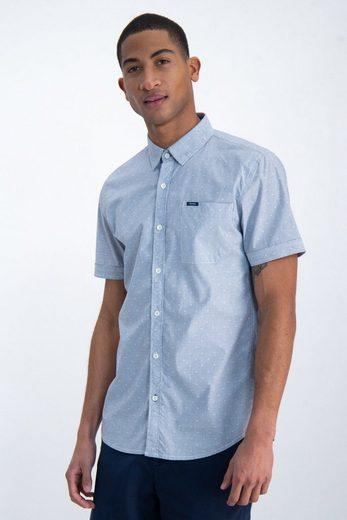 Garcia Hemd mit kurzen Ärmeln