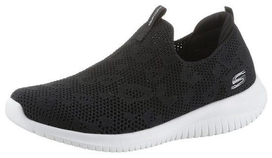 Skechers »ULTRA FLEX« Slip-On Sneaker für Maschinenwäsche geeignet