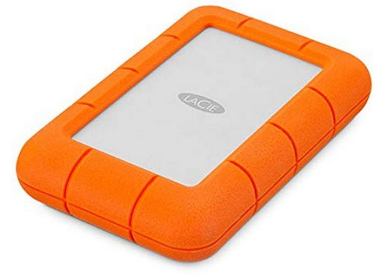 """LaCie »Rugged Mini 5TB« externe HDD-Festplatte 2,5"""" (5 TB), 2,5)"""