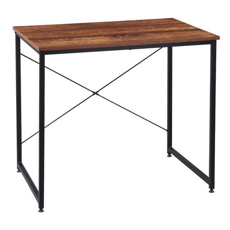 Woltu Schreibtisch »TSB03« (1-St), Schreibtisch im Desktop Design