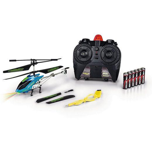 CARSON Spielzeug-Hubschrauber »Easy Tyrann 200 Boost IR 100% RTF«