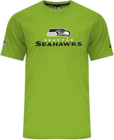 New Era Print-Shirt »New Era NFL SEATTLE SEAHAWKS Dryera Team T-Shirt«