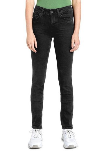 TOM TAILOR Slim-fit-Jeans mit dezenter Casual Waschung