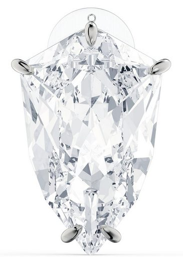 Swarovski Single-Ohrstecker mit Ohrklemme »Mesmera Ohrclip, Kristall im Trilliant-Schliff, 5600758«, mit Swarovski® Kristall