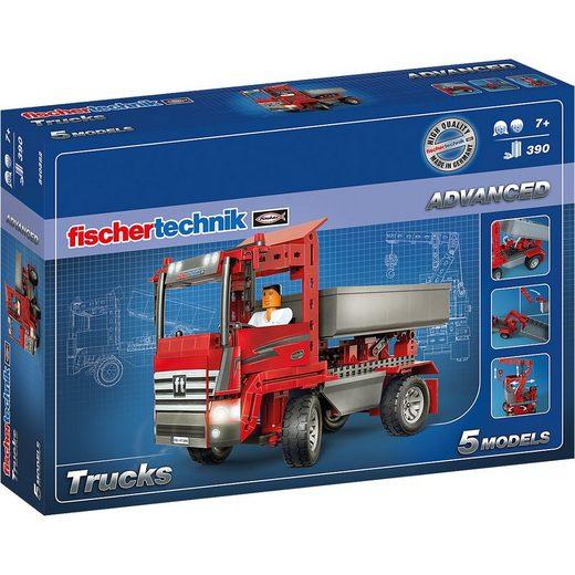 fischertechnik Spiel, »ADVANCED Trucks«