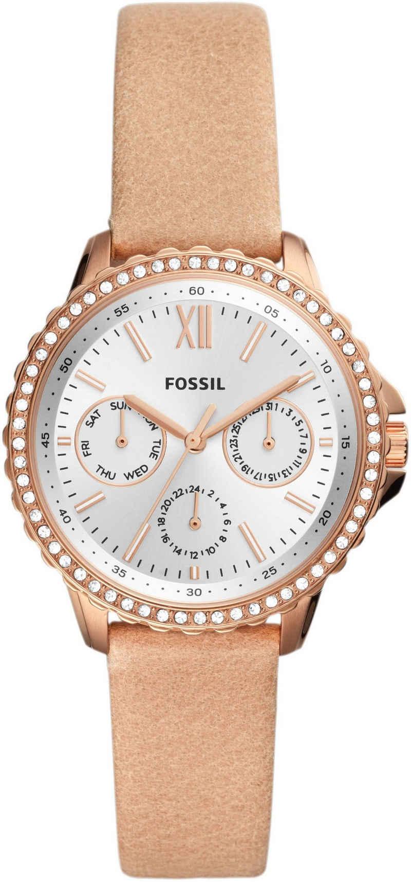 Fossil Multifunktionsuhr »Izzy, ES4888«