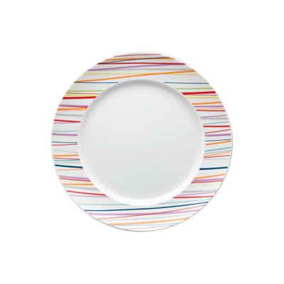 Thomas Porzellan Frühstücksteller »Sunny Day Stripes Frühstücksteller 22 cm«, (1 Stück)