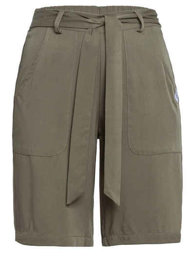 ROADSIGN australia Shorts »Female Explorer« (1-tlg) aus weich fließendem Stoff, in knielänge
