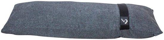BASER Sandsack »Outdoor«, geeignet für Ampelsonnenschirme, 4x25kg, dunkelgrau
