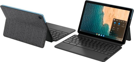 Lenovo IdeaPad Duet Chromebook ZA6F0026DE Chromebook (25,65 cm/10,1 Zoll, MediaTek)