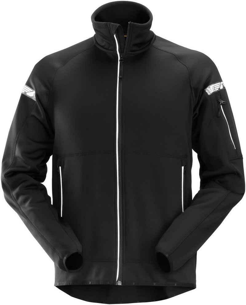 Snickers Workwear Arbeitsjacke »AllroundWork« Fleecejacke, enge Passform