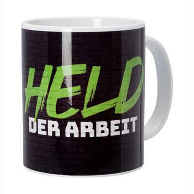 Borussia Mönchengladbach Tasse »Held der Arbeit«