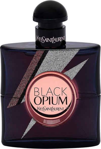 YVES SAINT LAURENT Eau de Parfum »Black Opium Storm Illusion«, limited Edition