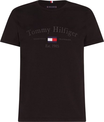 TOMMY HILFIGER T-Shirt »ARCHIVE GRAPHIC TEE«