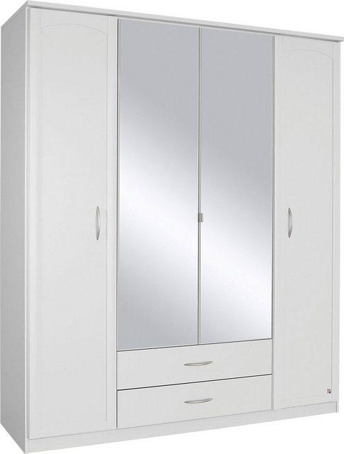 Schlafzimmer Sets - rauch BLUE Schlafzimmer Set »Torrent«, (Set, 3 St)  - Onlineshop OTTO