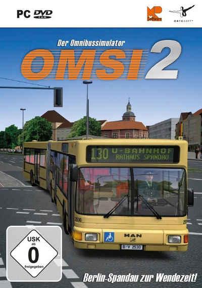 OMSI 2 - Der Omnibussimulator2 PC