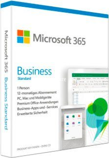 Microsoft Office 365 Business Standard KLQ-00465...