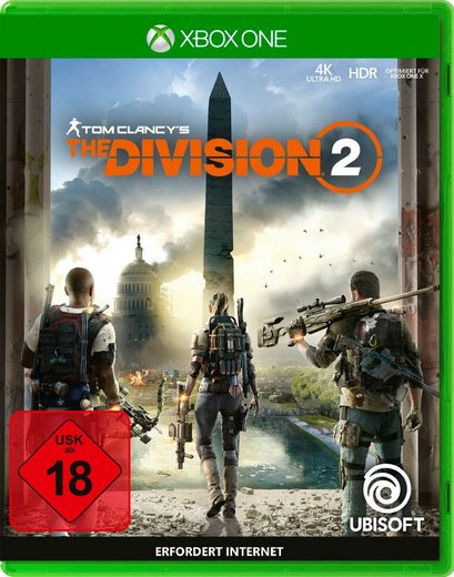 Tom Clancy's The Division 2 Xbox One X
