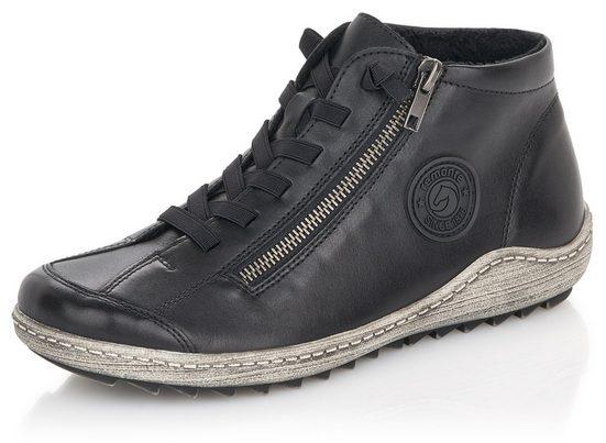 Remonte Sneaker mit Außenreißverschluss