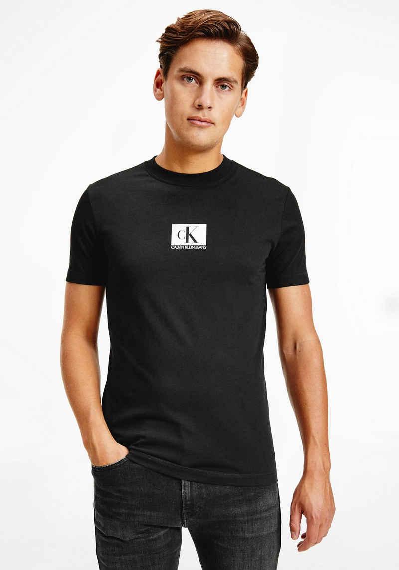 Calvin Klein Jeans T-Shirt »SMALL CENTRE CHEST BOX«
