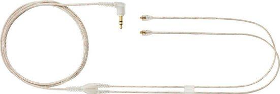 Shure »EAC64CL Ersatz« Audio-Kabel, 3,5-mm-Klinke, (162 cm)
