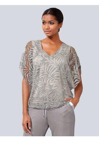 Alba Moda Shirt in 2-in-1 imitacija