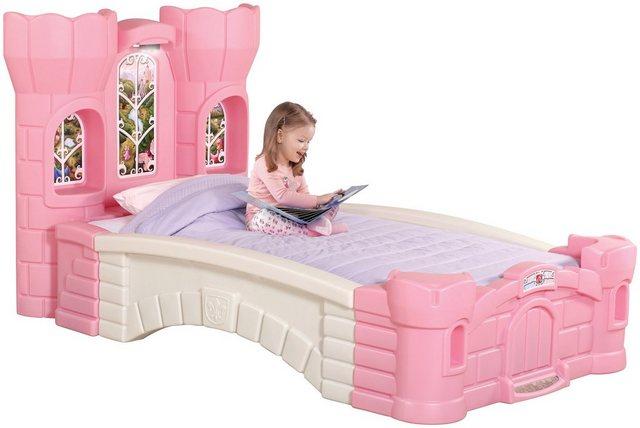 Kinderbetten - STEP2 Kinderbett »Princess«, BxLxH 133x226x125 cm »  - Onlineshop OTTO