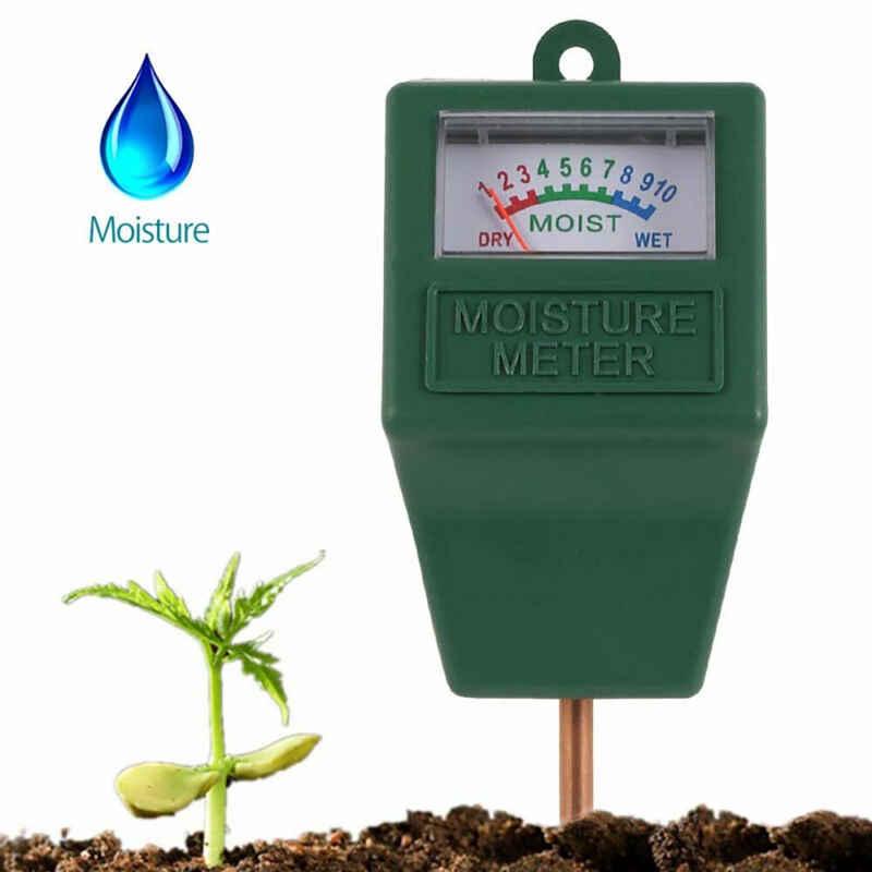 Masbekte Hygrometer, Feuchtigkeitsmesser Tester Pflanzen, Bodenfeuchte Hygrometer, Gartenmessgerät