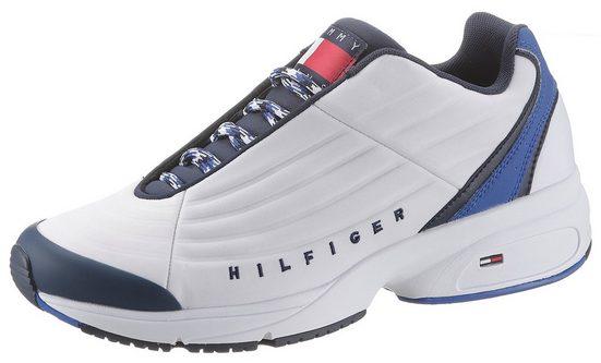 TOMMY JEANS »HERITAGE MIX SNEAKER« Sneaker in coolem Look