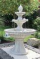 """Köhko Gartenbrunnen »KÖHKO® Wasserspiel """"Markleeberg"""" klassischer Etagenbrunnen Vogelbad 13010 Springbrunnen Gartenbrunnen«, Bild 1"""