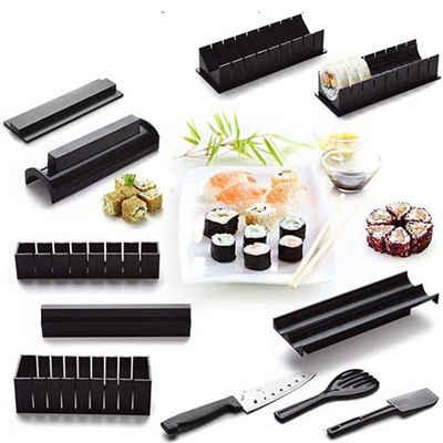 PRECORN Sushi-Roller »11tlg. Sushi Set Sushi Maker Set Perfekt für Sushi DIY«