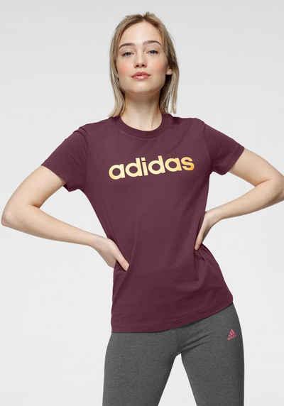 adidas Performance Trainingsshirt »ESSENTIALS SLIM T-SHIRT«