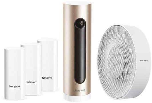 Netatmo »Smarte Alarmanlage mit Kamera« Alarmanlage